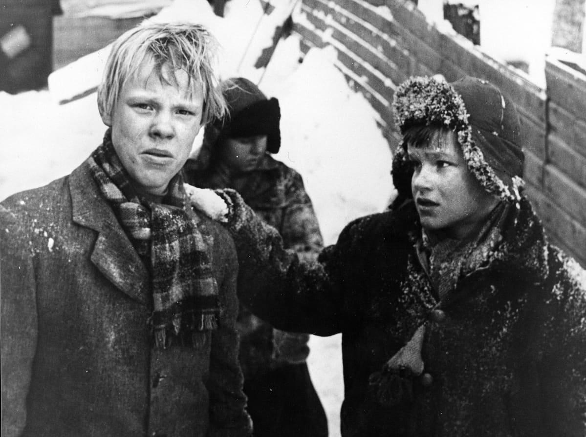 Vesa-matti Loiri näyttelee Pojat -elokuvassa.
