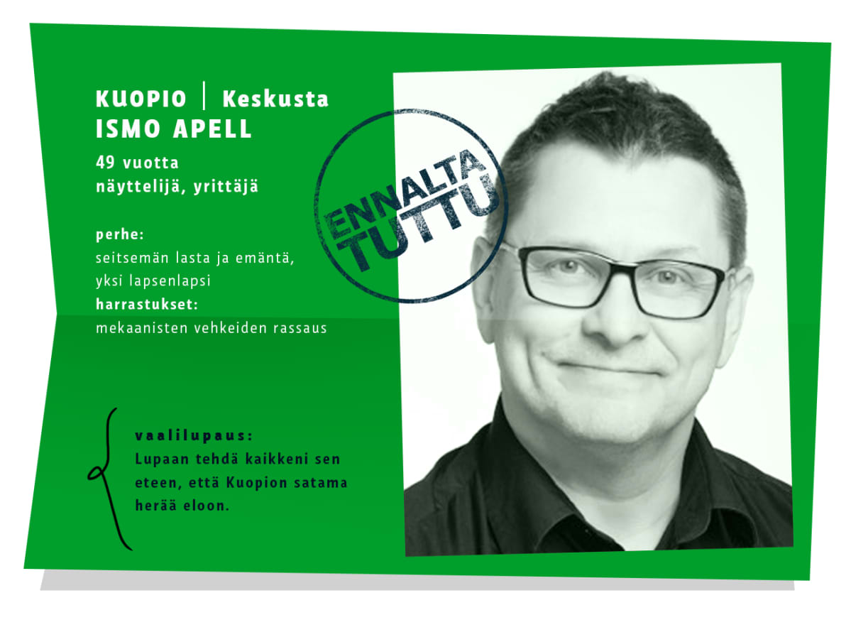 Ismo Apell