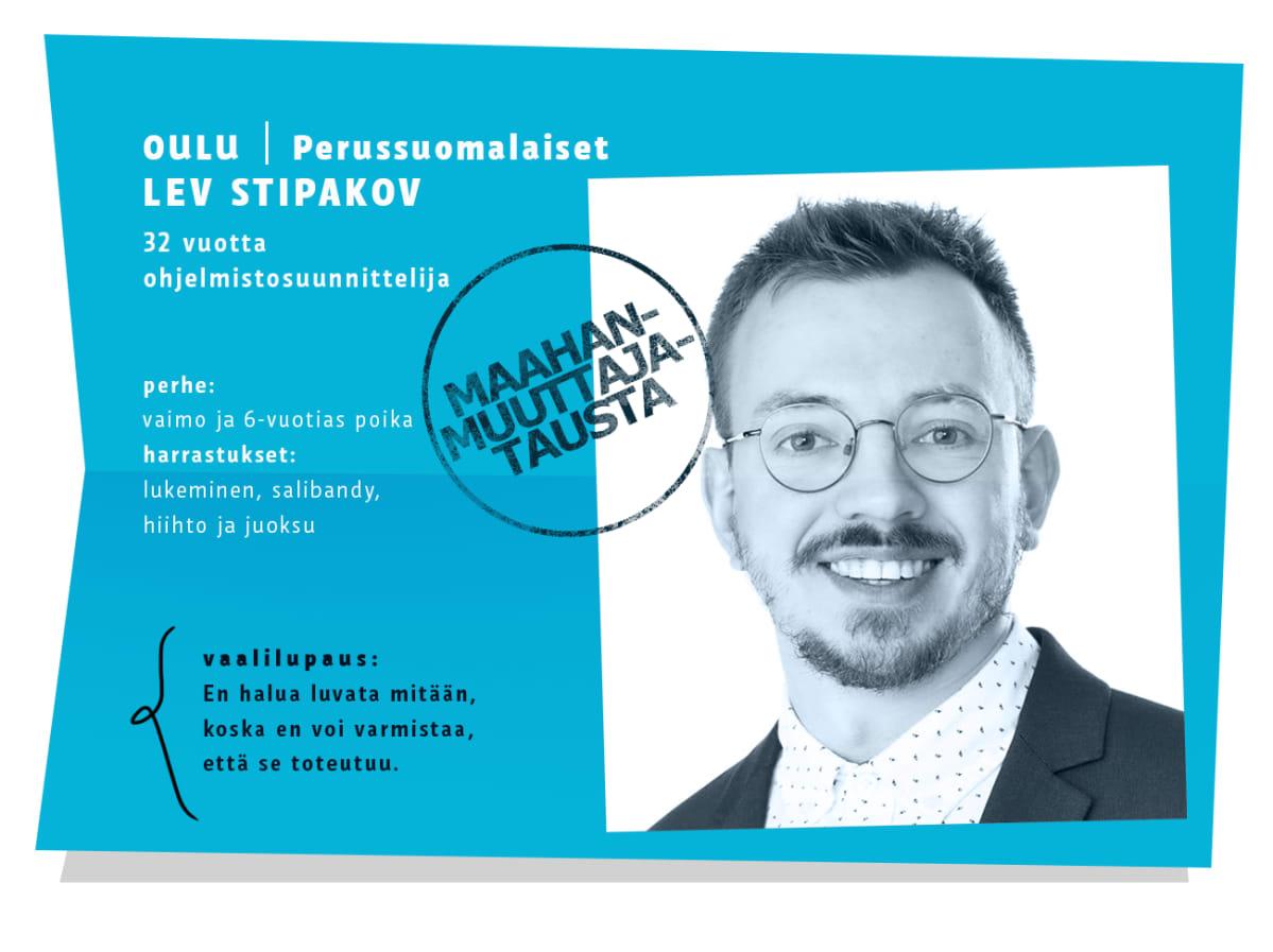 Lev Stipakov