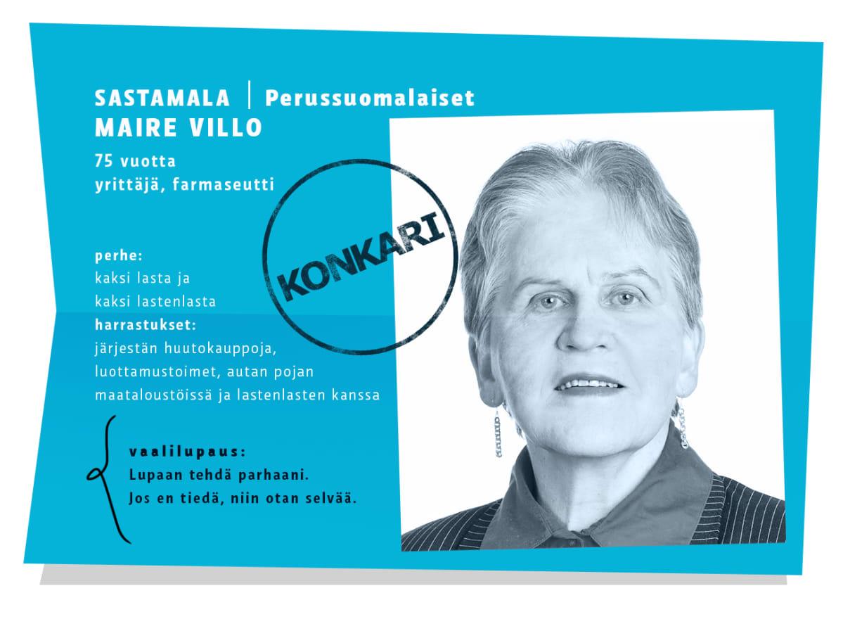 Maire Villo