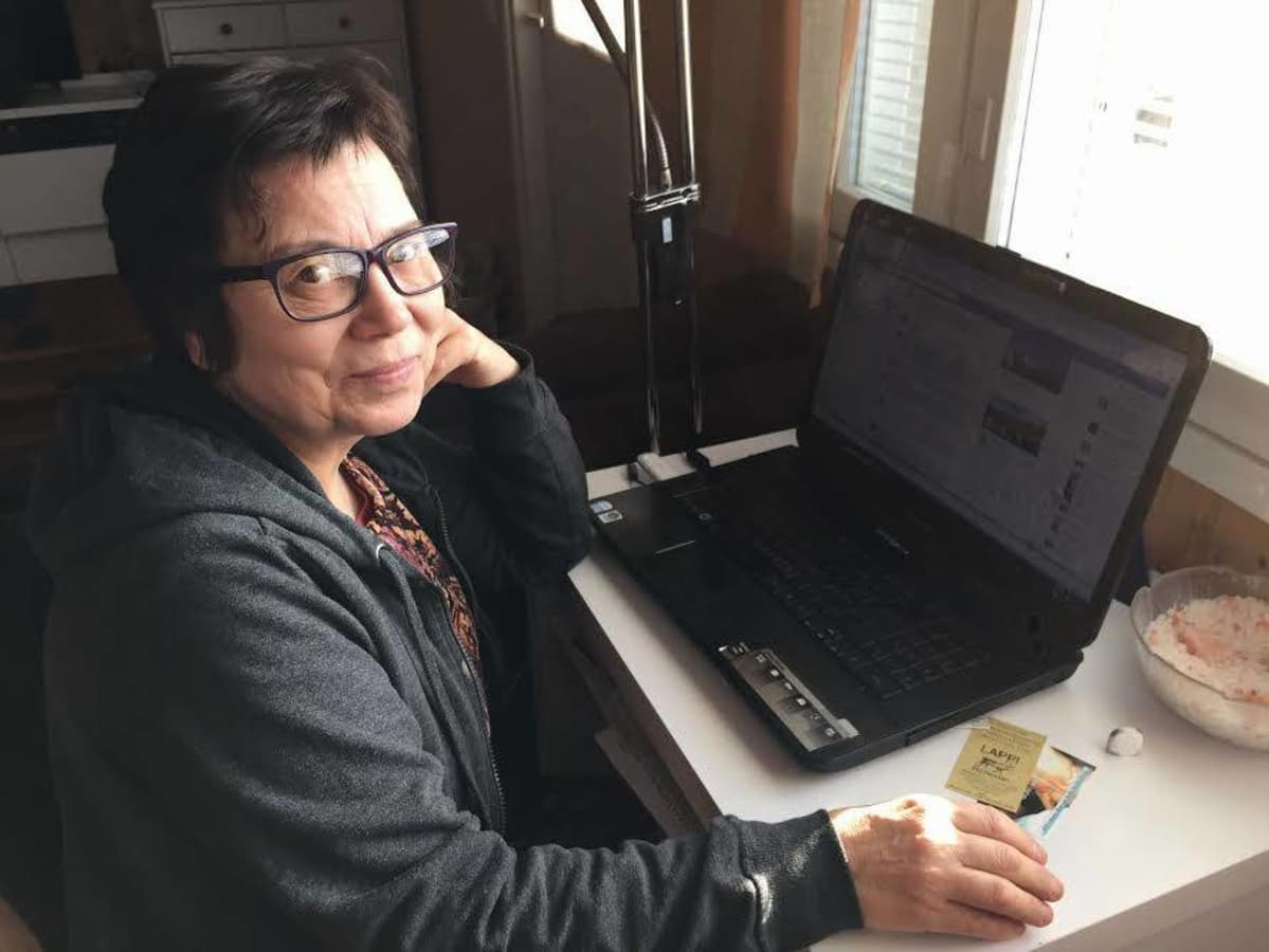 Elli-Maarit Helander vihapuhe vaššiságat interneahtta netti