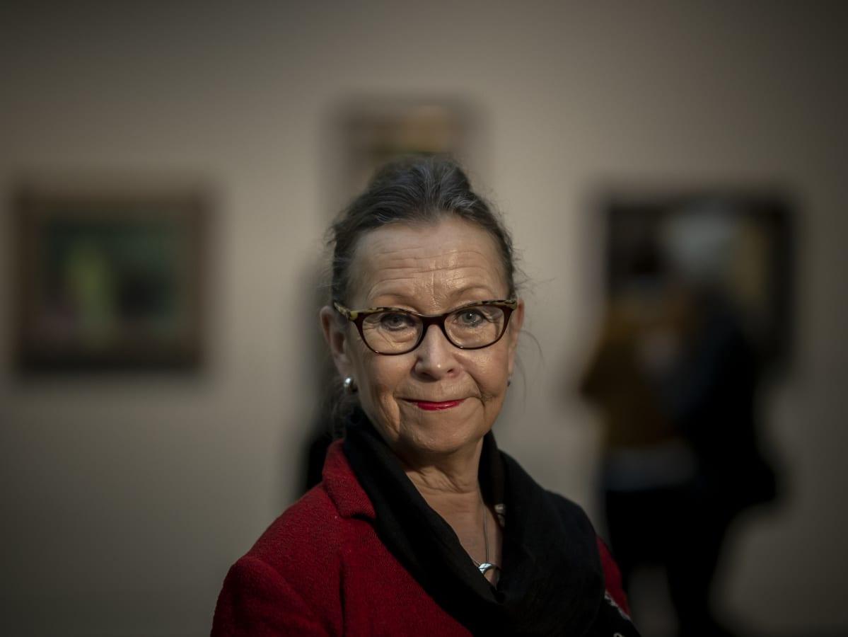Marja Sakari, museonjohtaja, Ateneum