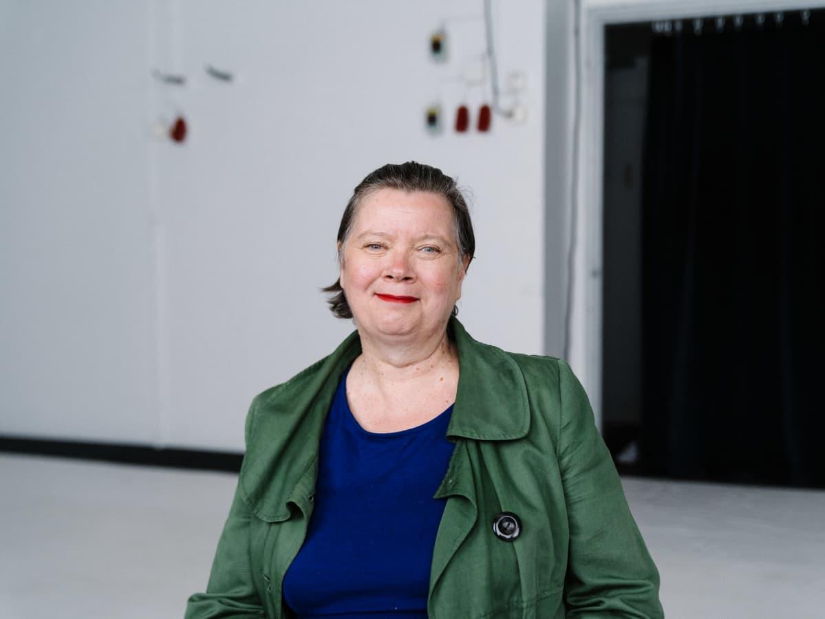 Annika Tudeer, Helsinki, 03.06.2020