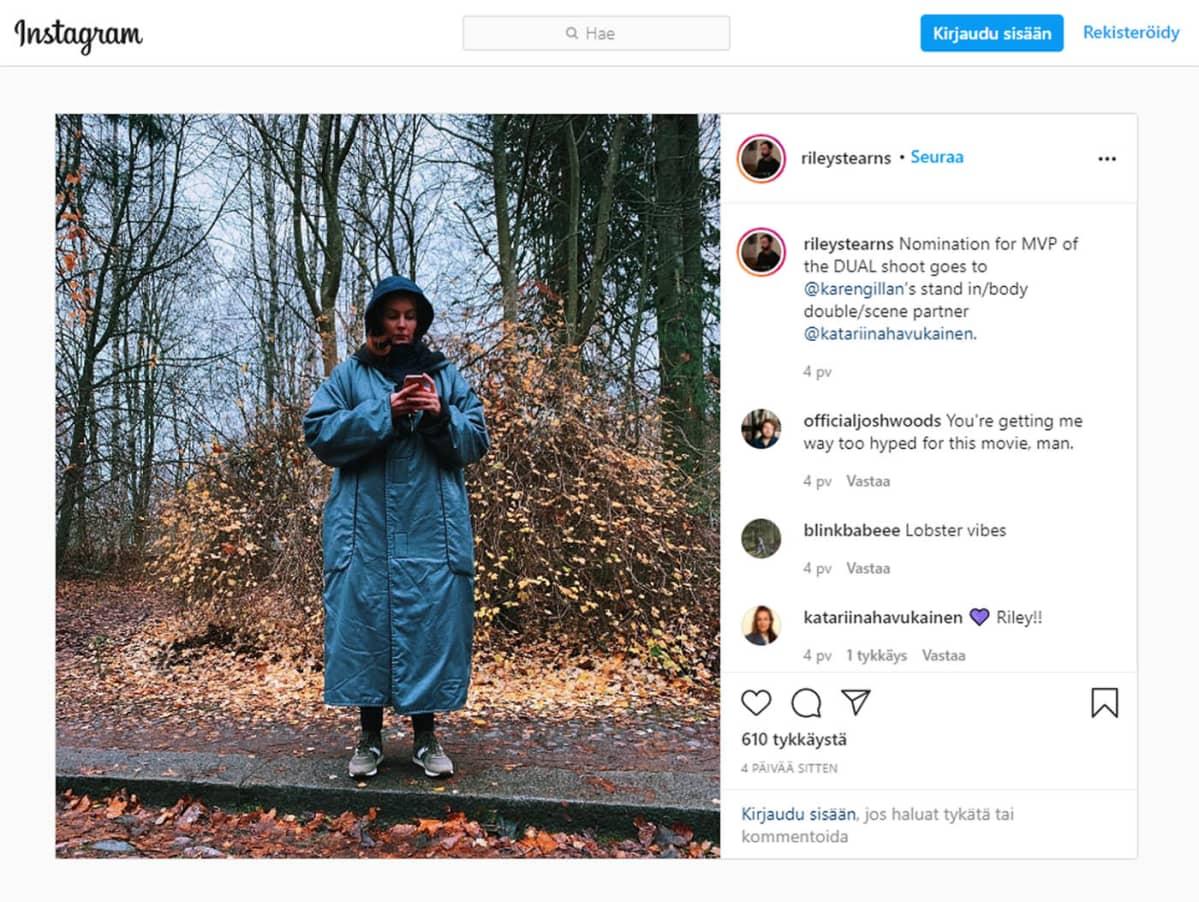 Riley Sterns Instagram