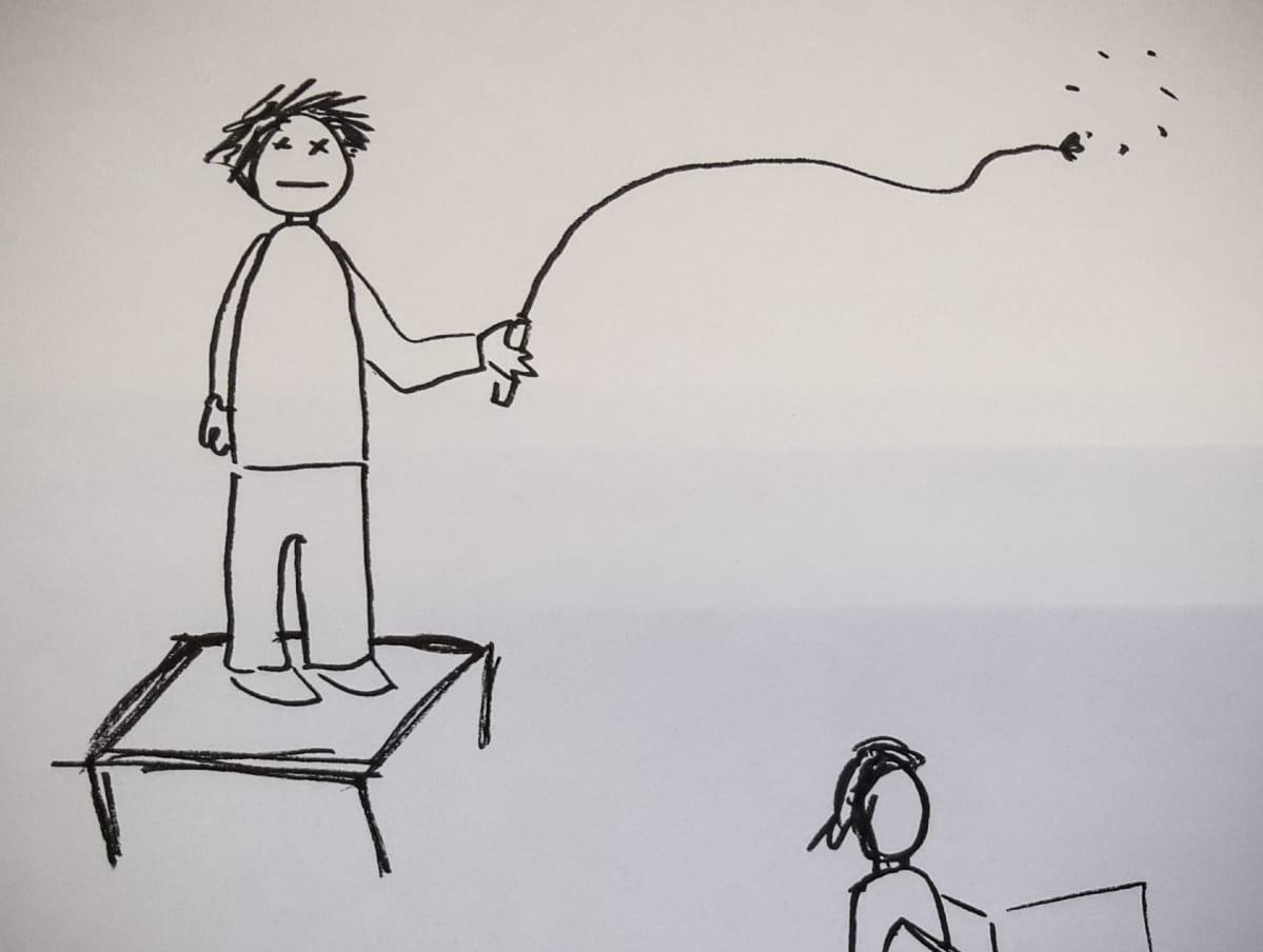 Miikka Lehtosen piirros.