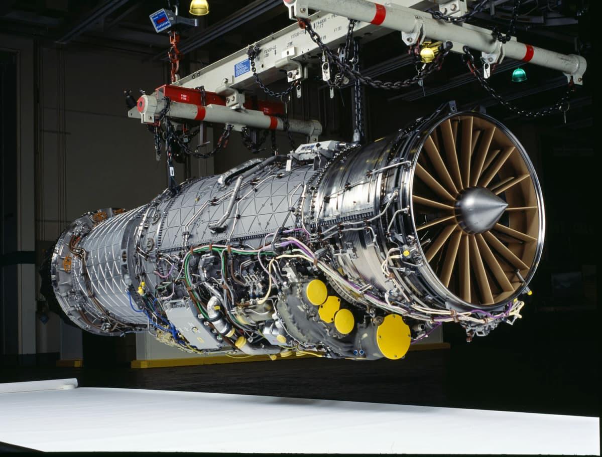 F135-moottori