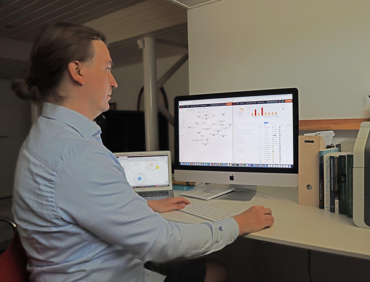 Tietosuoja-asiantuntija Heikki Tolvanen, PrivacyAnt Oy