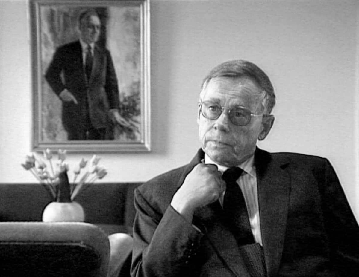 Casimir Ehrnrooth vuonna 1994.
