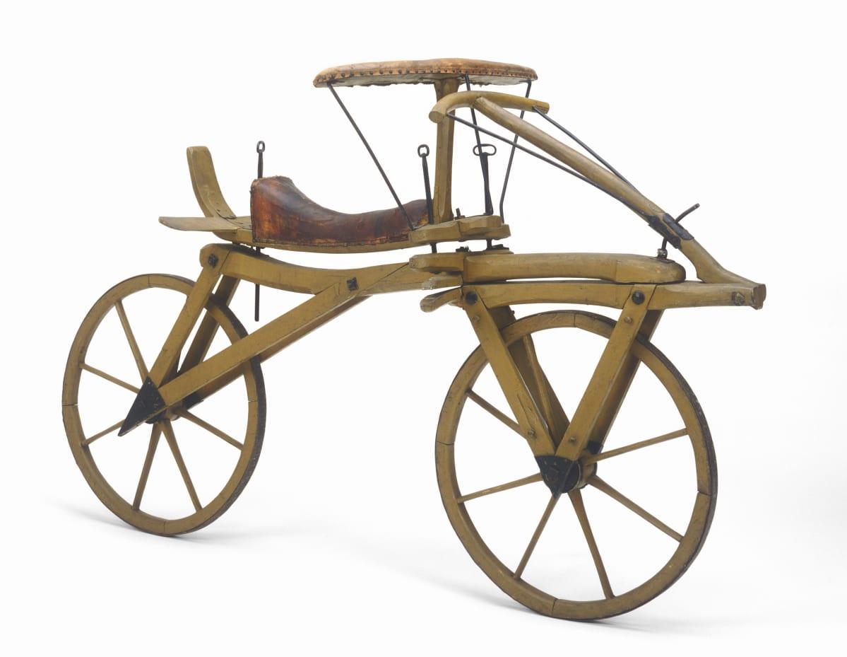 Laufmaschine vuodelta 1817
