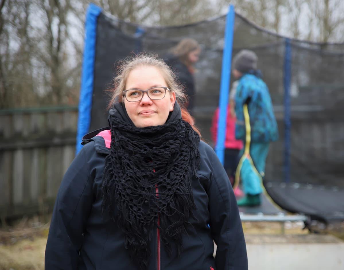 Jaana Nyrkkö.
