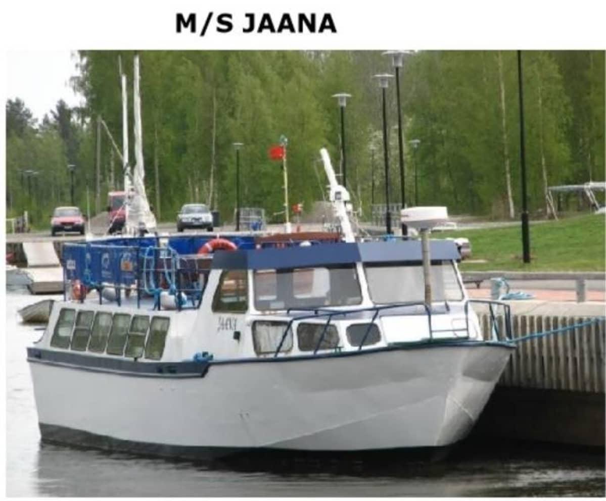 M/S Jaana -alus.