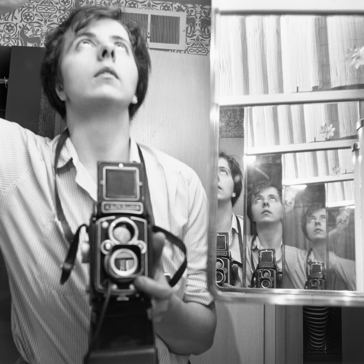 .Valokuvaajan omakuva