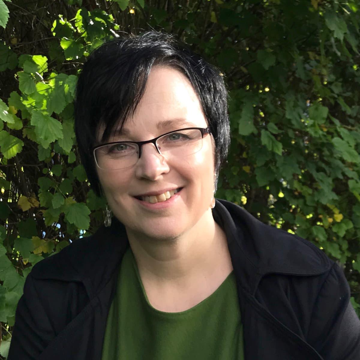 Tampereen yliopiston suomen kielen apulaisprofessori Johanna Vaattovaara.