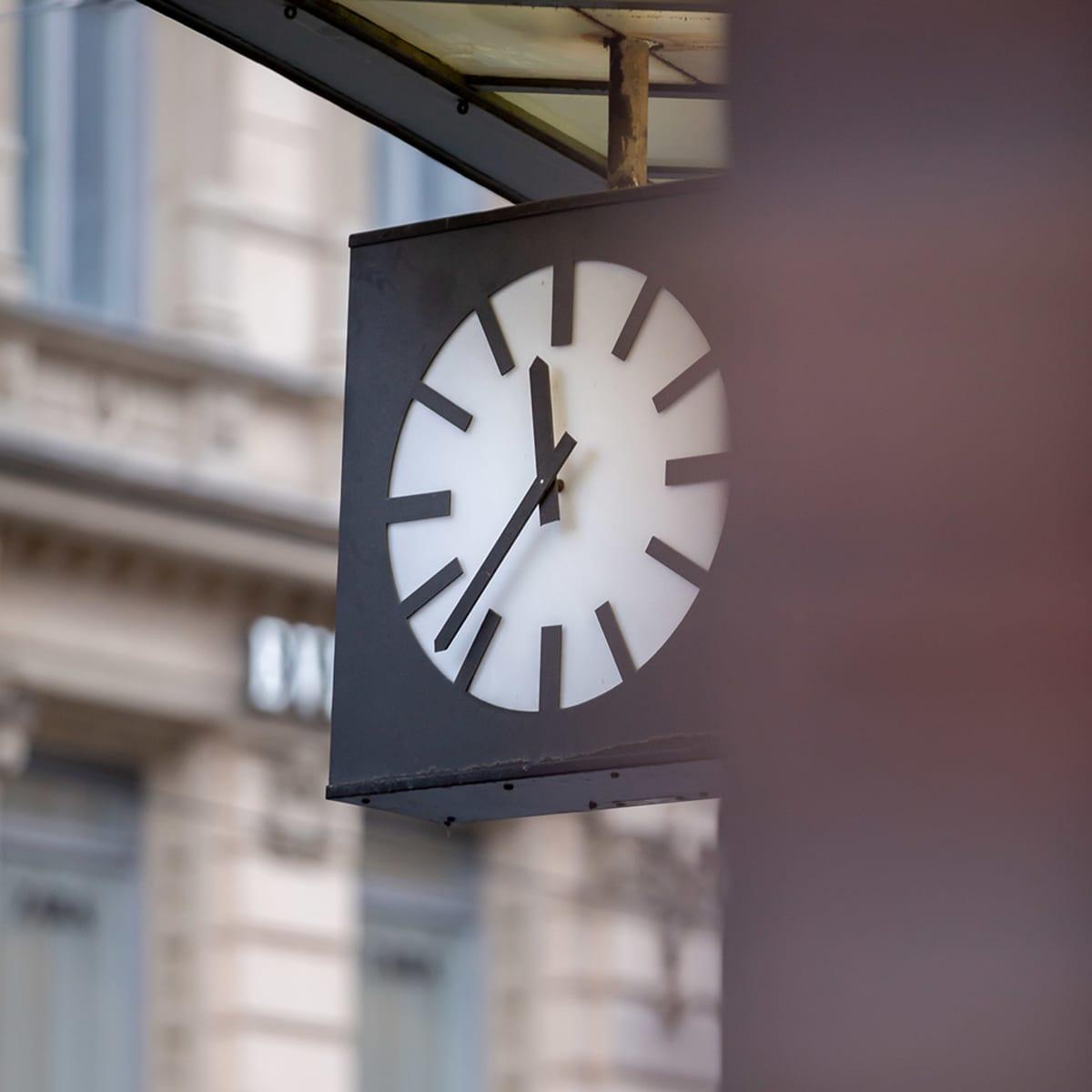 Stockmannin kello