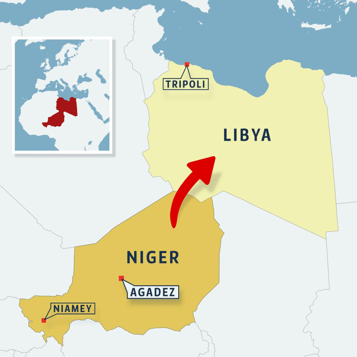 EU:n uusi suhde Afrikkaan, maahanmuutto ja lähes sata