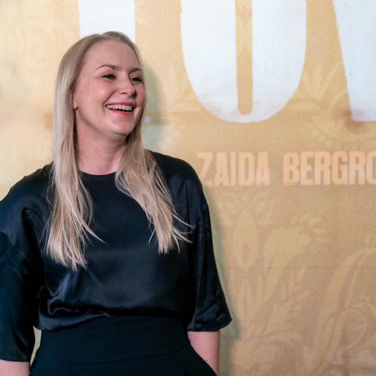 Ohjaaja Zaida Bergroth.