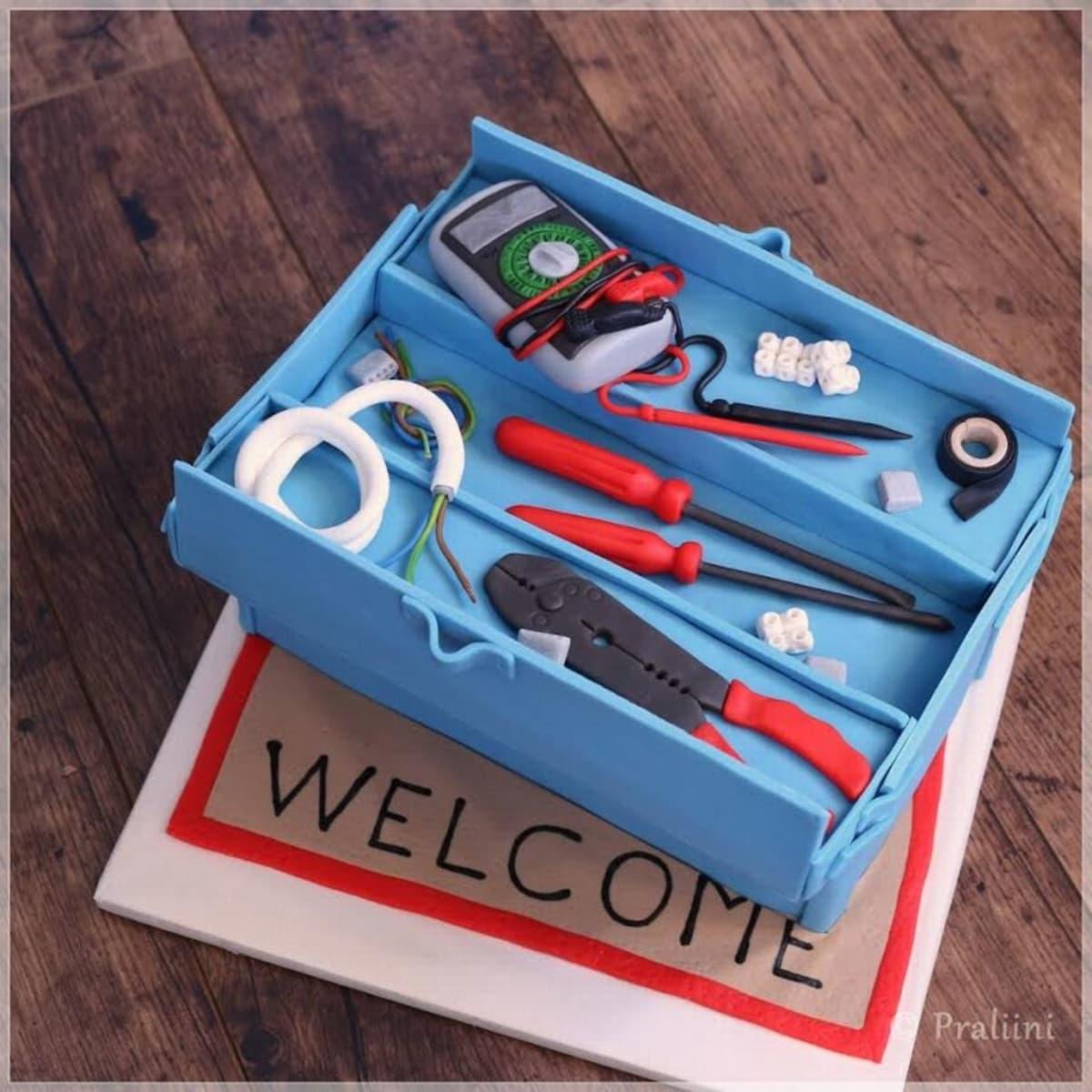 Sähkömiehen työkalut