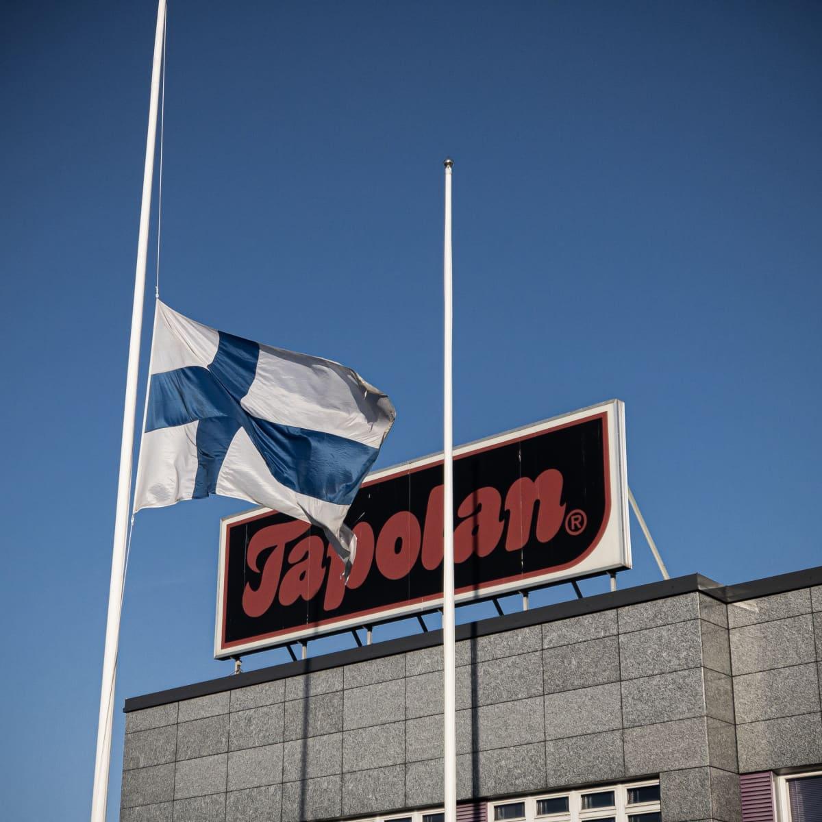 lippu puoli tangossa