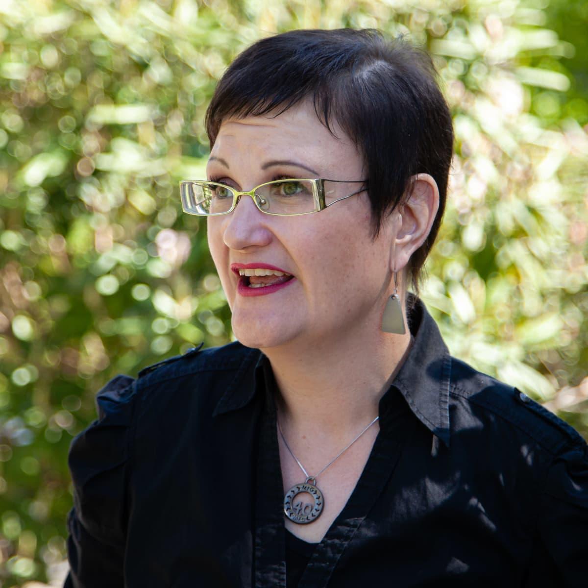 Professori Heidi Piili.