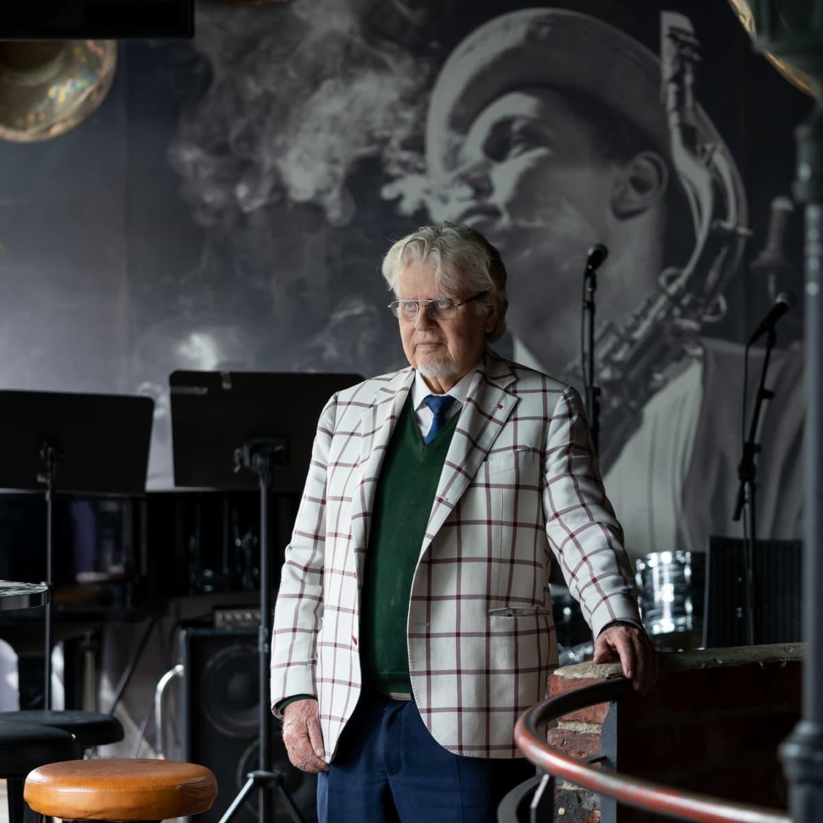 Ravintoloitsija Jorma Railonkoski