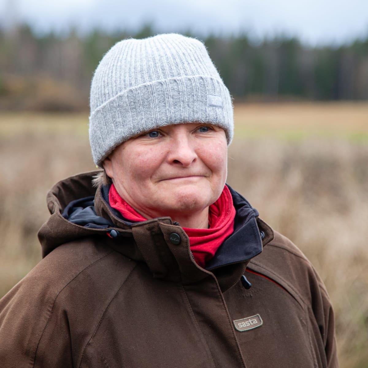 Mervi Kunnasranta, erikoistutkija, Luonnonvarakeskus.