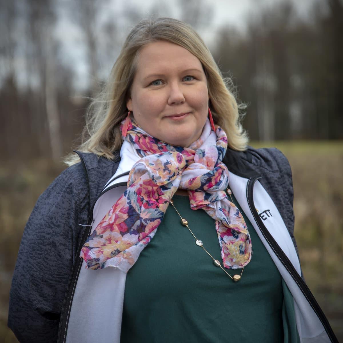 Eläinten Terveys ry toiminnanjohtaja Ina Toppari