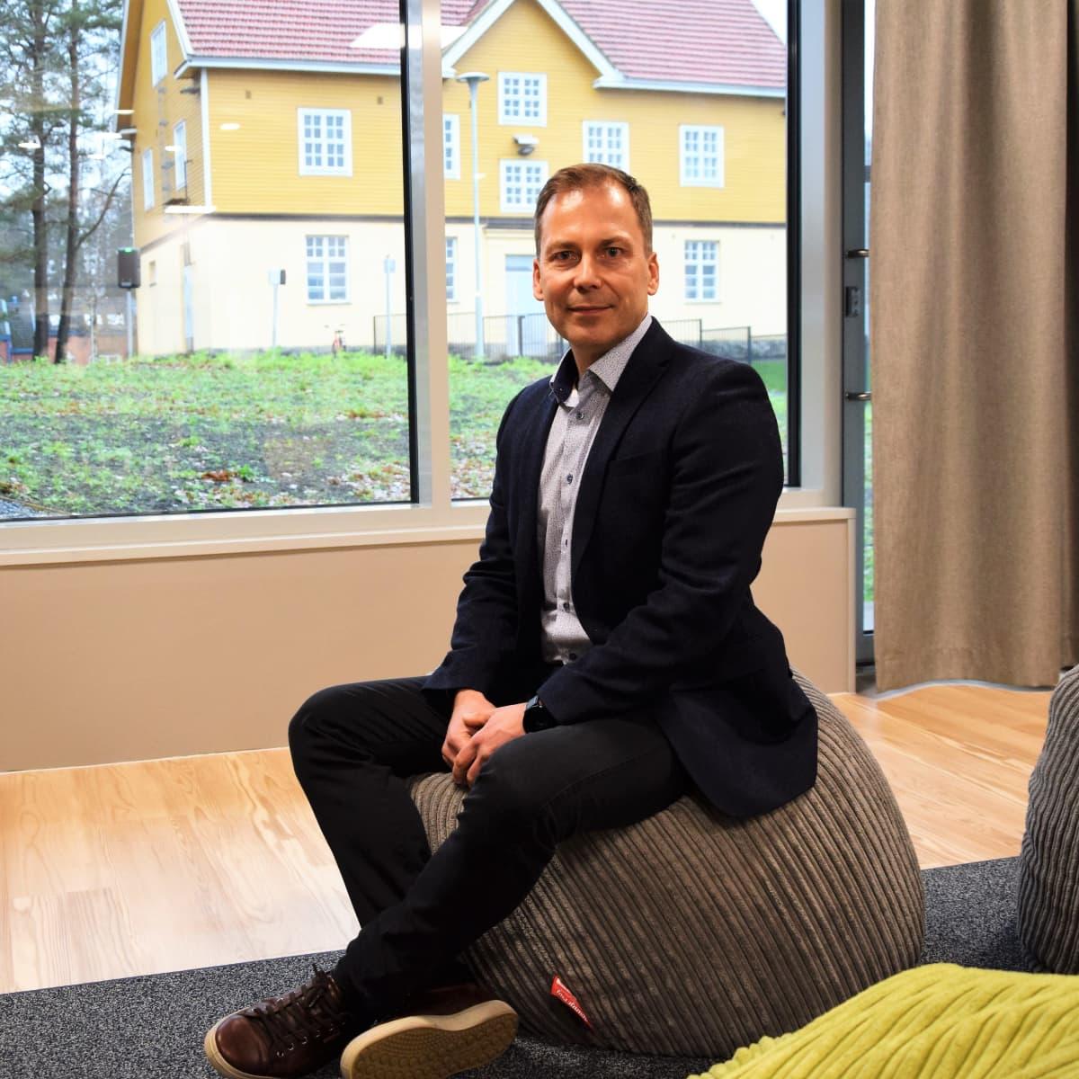 Kehitysjohtaja Jussi Ketonen, Perhekuntoutuskeskus Lauste