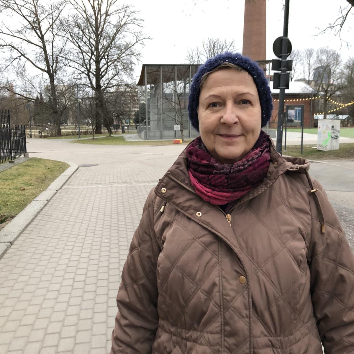 Jaana Häggman, yksikön vastaava, Pro-tukipiste Tampere