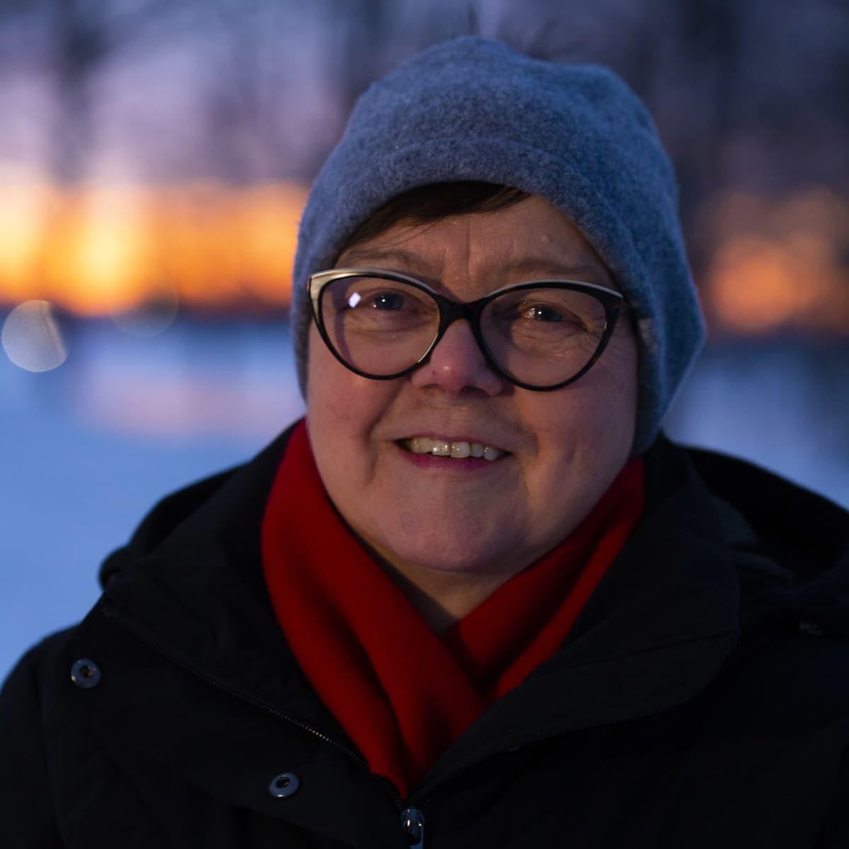 Tornionlaakson museon johtaja Minna Heljala.