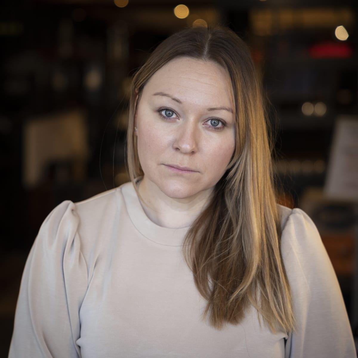 Susanna Tuohiniemi.