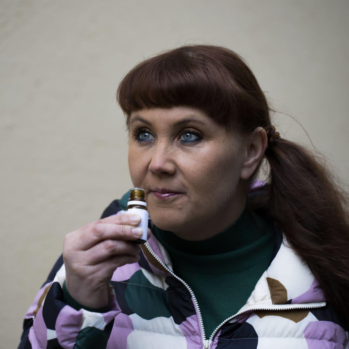 Johanna Pekari, Helsinki.