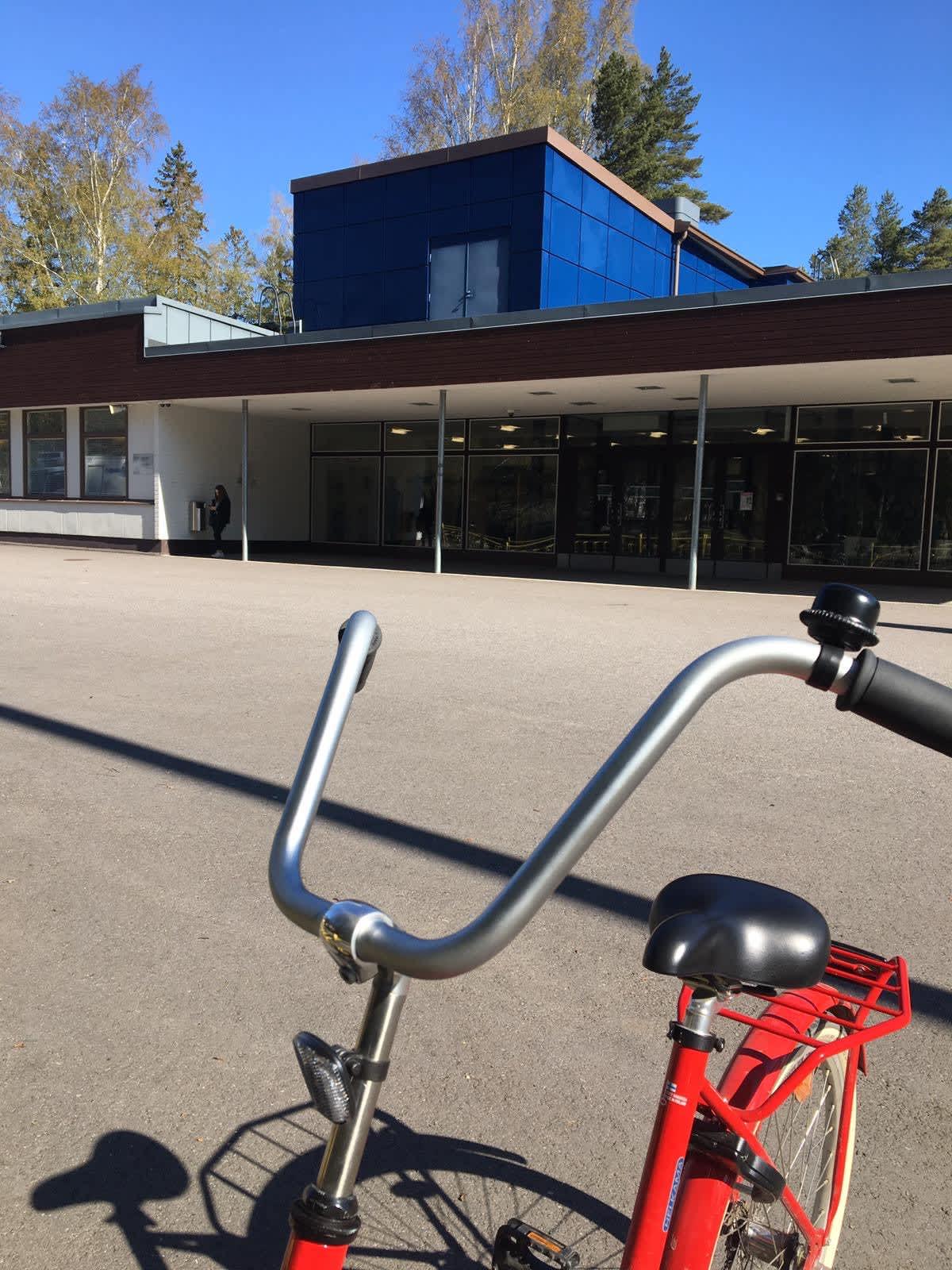 Hedie Gharbalgirin pyörä