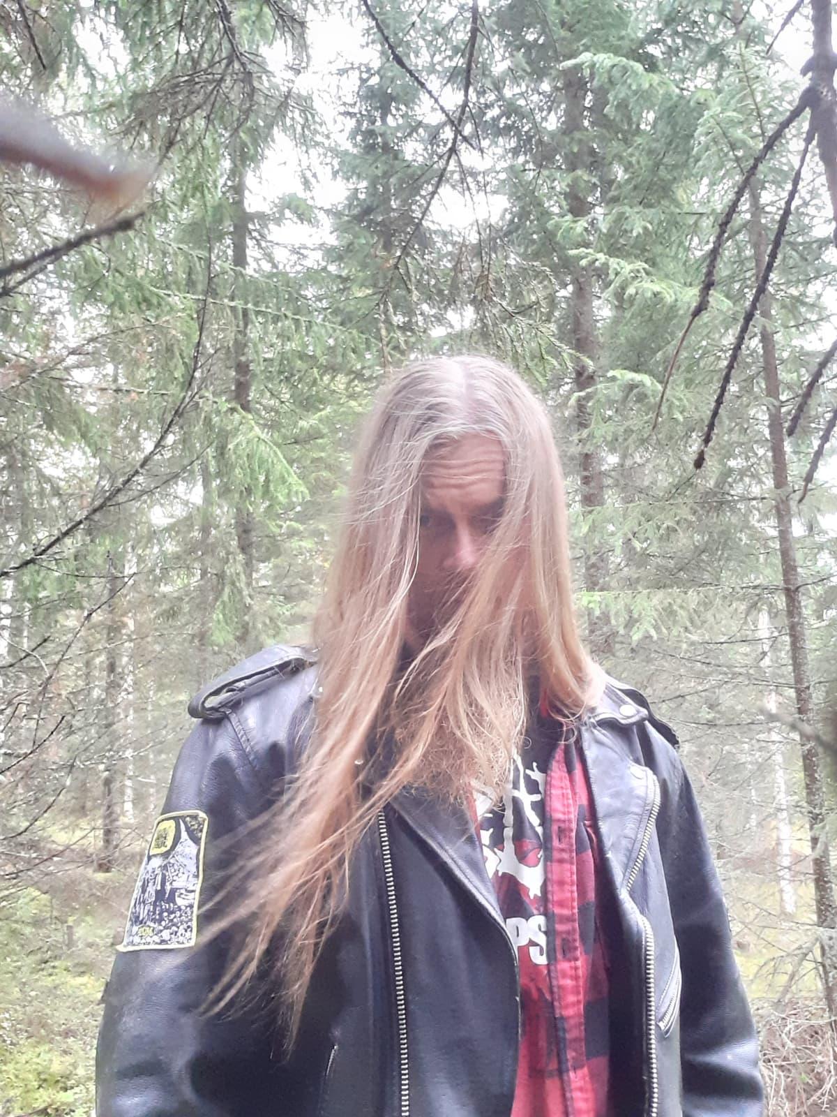 Rotting Ways to Misery, Markus Makkonen