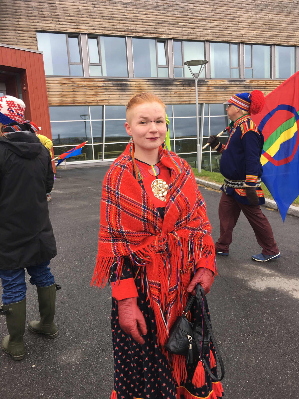 Anne Olli, Sápmi Pride 2016