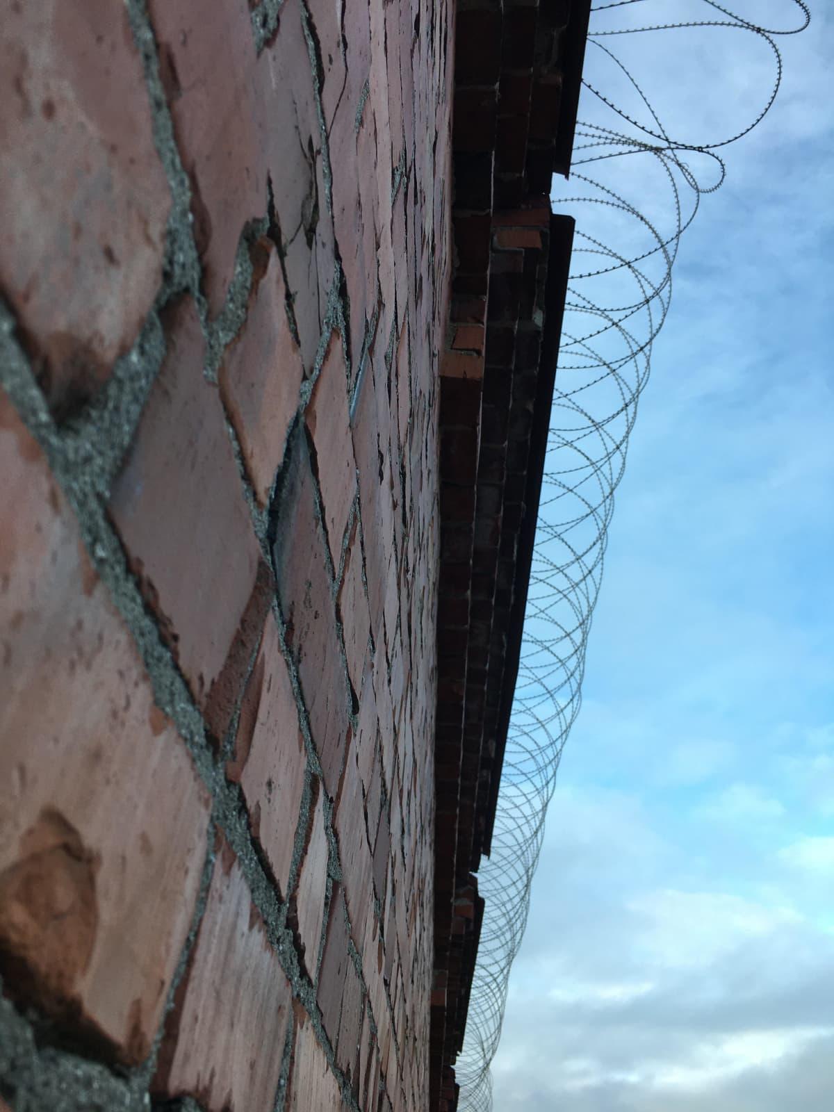 Vankilan muuri