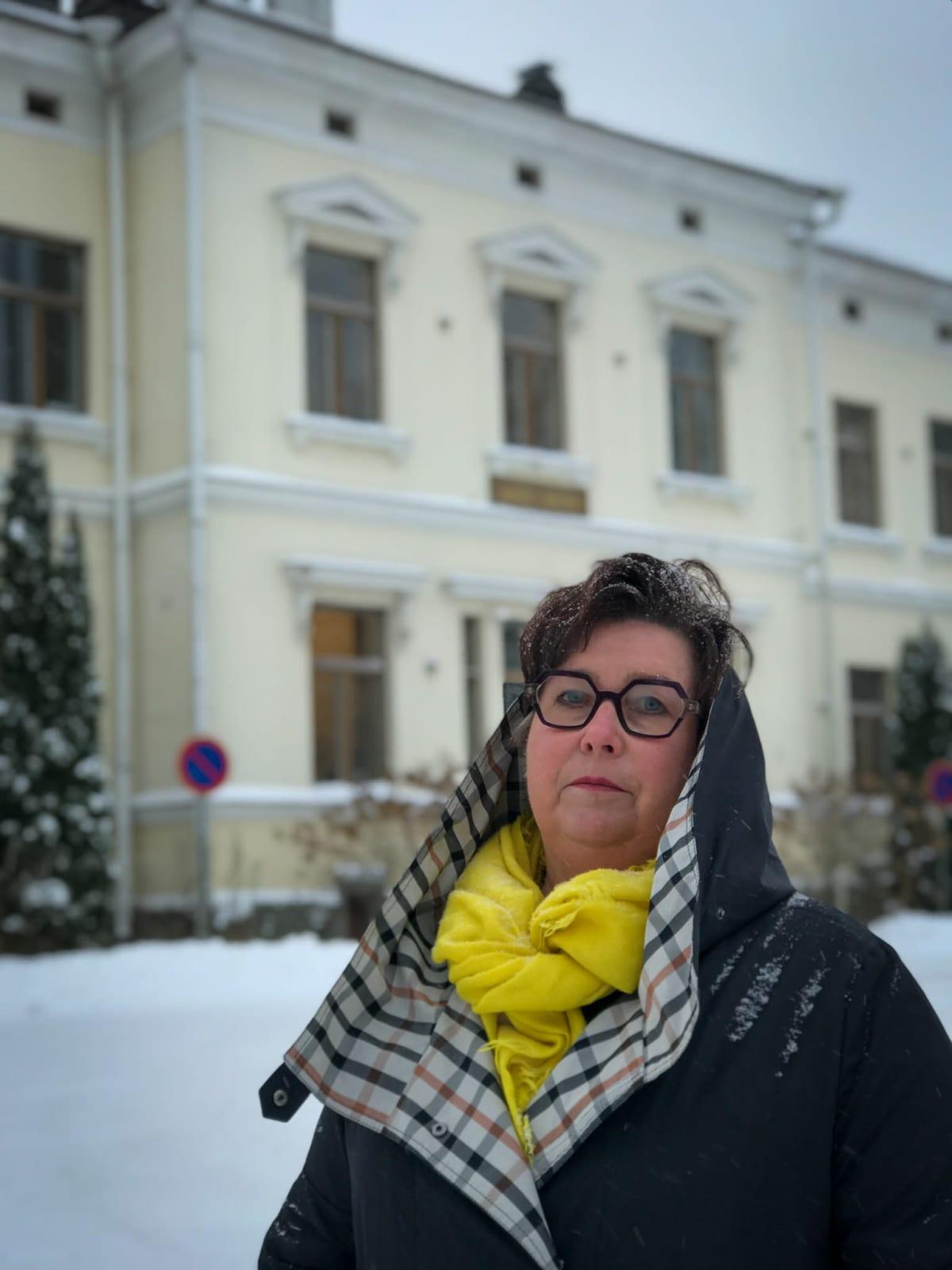 Tampereen psykiatrian toimialajohtaja Hanna-Mari Alanen