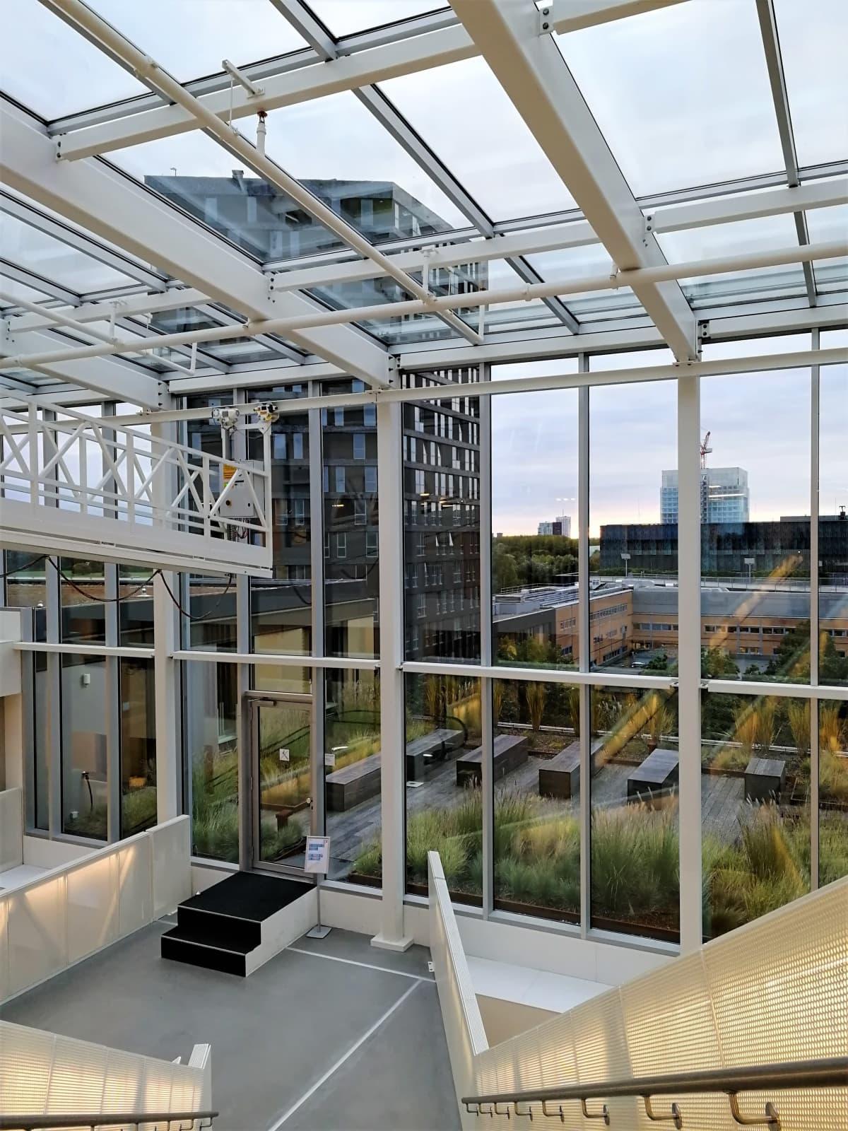 Utrechtin yliopiston Science Park -kampus.