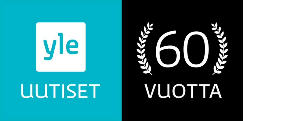 Yle Uutiset 60 vuotta.