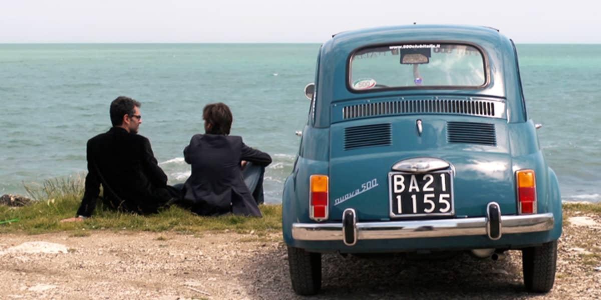 Italy - Love it or leave it -elokuvan lehdistökuvaa.