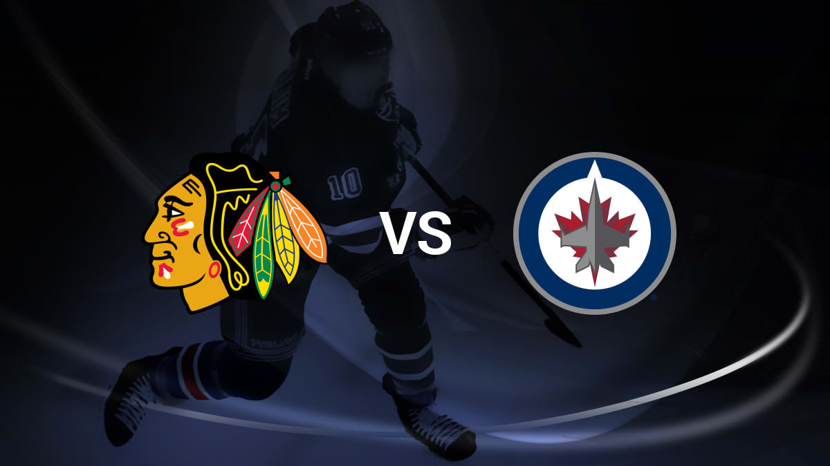 Chicago Blackhawks - Winnipeg Jets