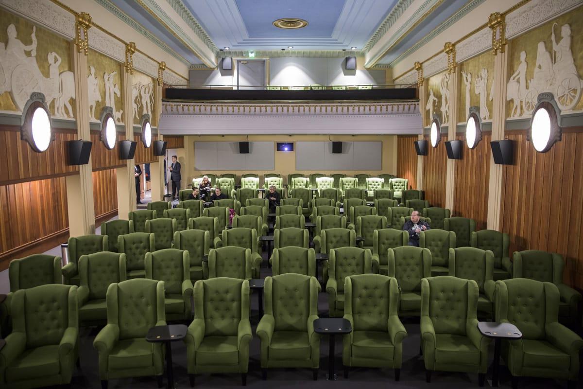 Maximin pienempi sali on rekonstruktio alkuperäisestä elokuvasalista 59678e493d