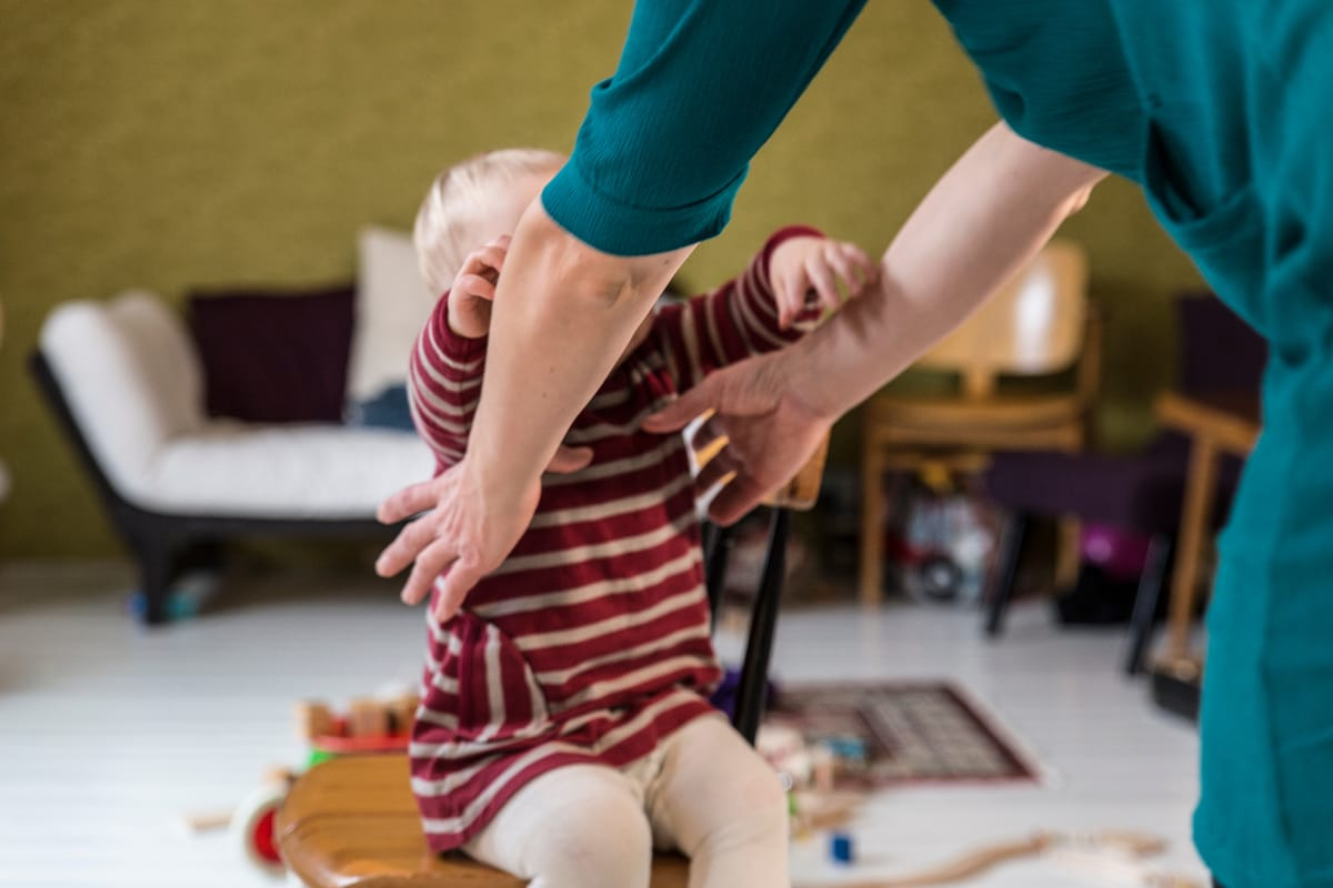 lapsen oikeus päättää kumman vanhemman luona asuu