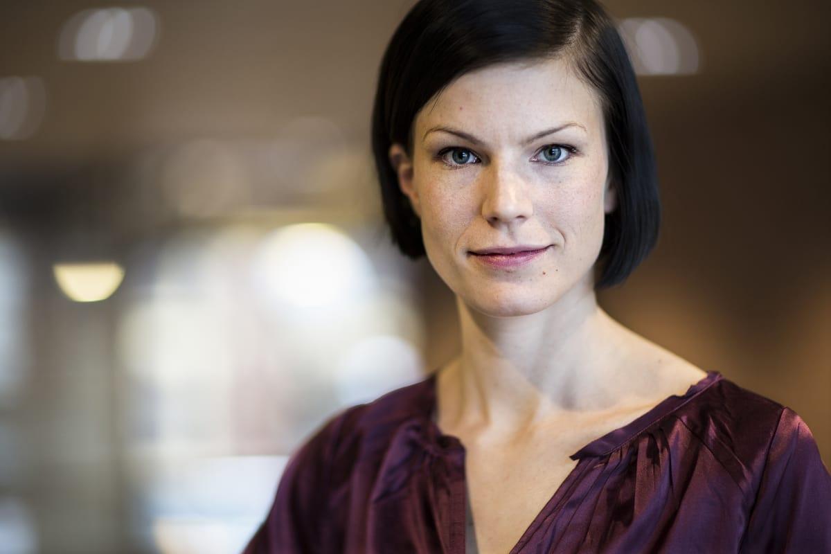 Nordean seniorianalyytikko Sanna Kurronen.