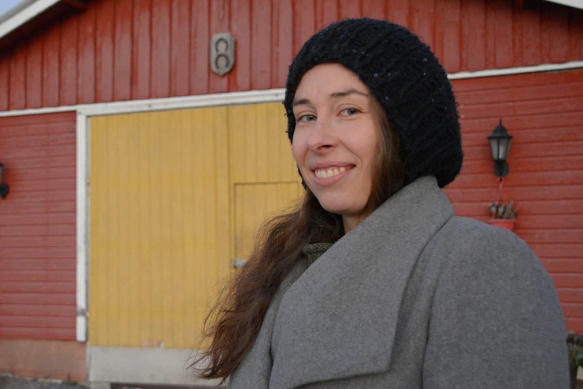 Liisa Koivisto.