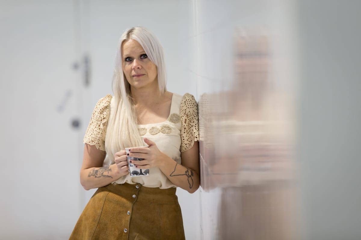 Image result for PAOLA SUHONEN