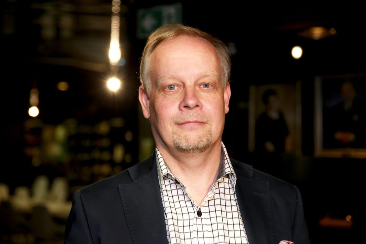 Henrik Kihlman Suomen Kultaseppien liiton toimitusjohtaja