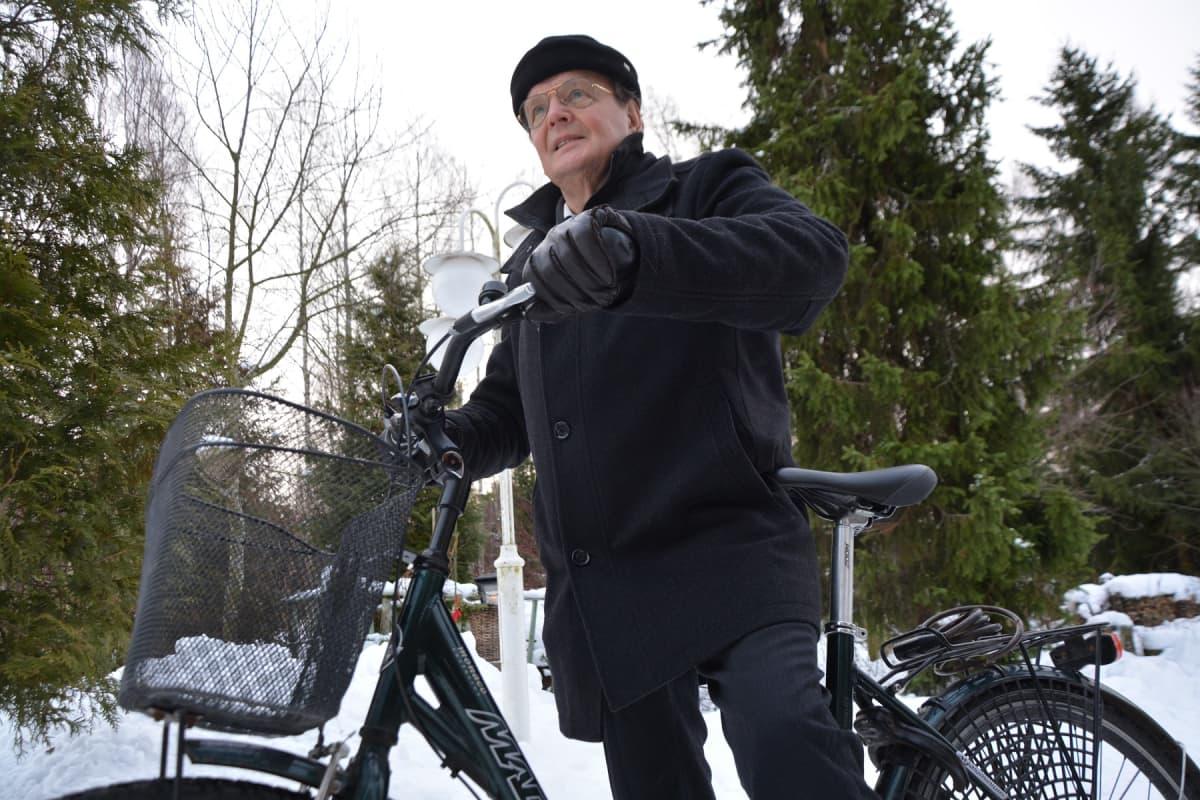 Roger Rabb ja polkupyörä.