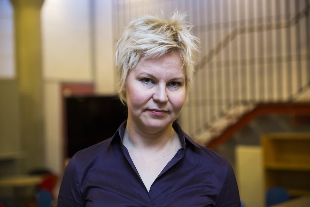 Henna Helander, arkkitehti, johtava asiantuntija, Helsingin kaupunki