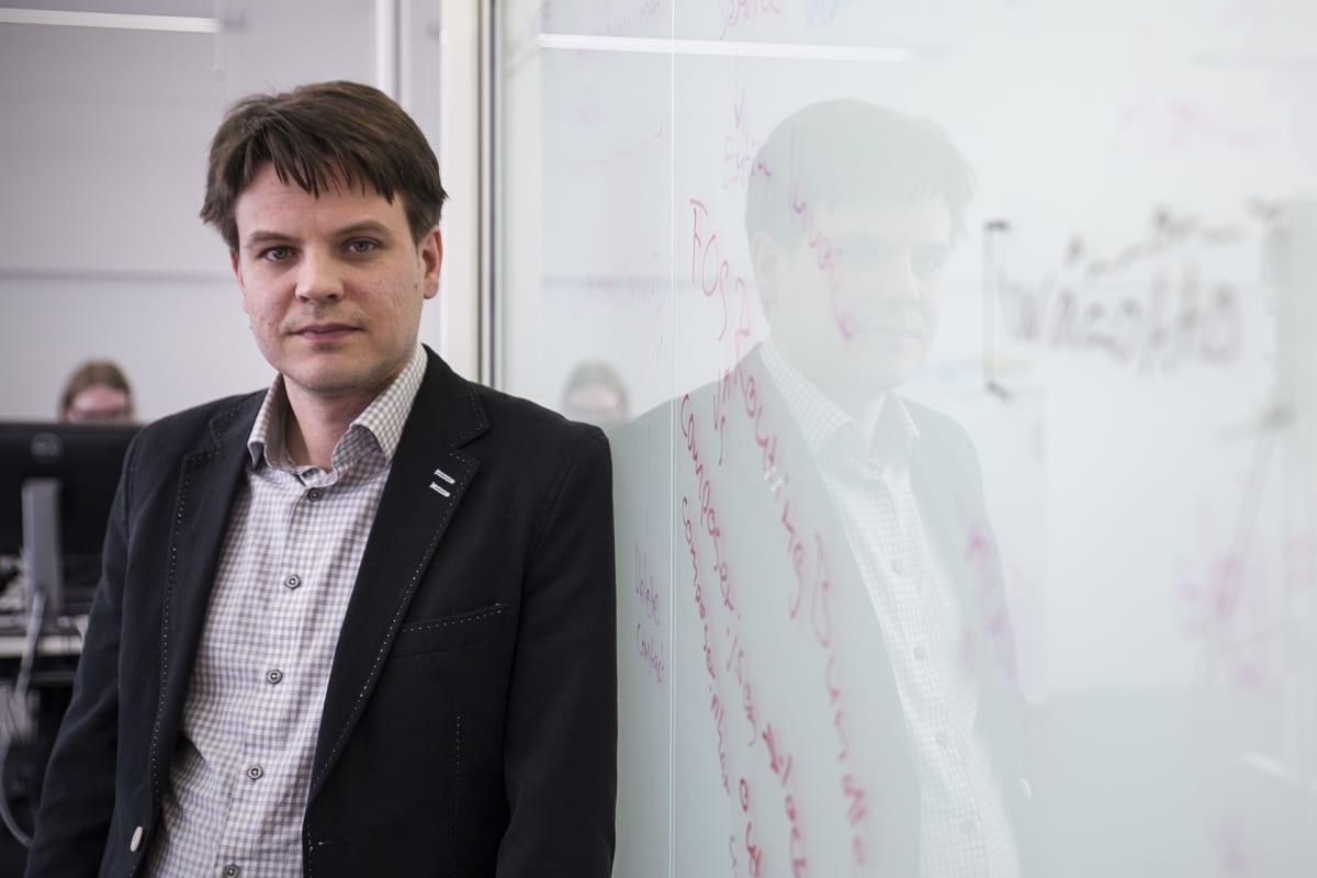 Mikko Ilomäki, toimitusjohtaja, Isolta Oy.