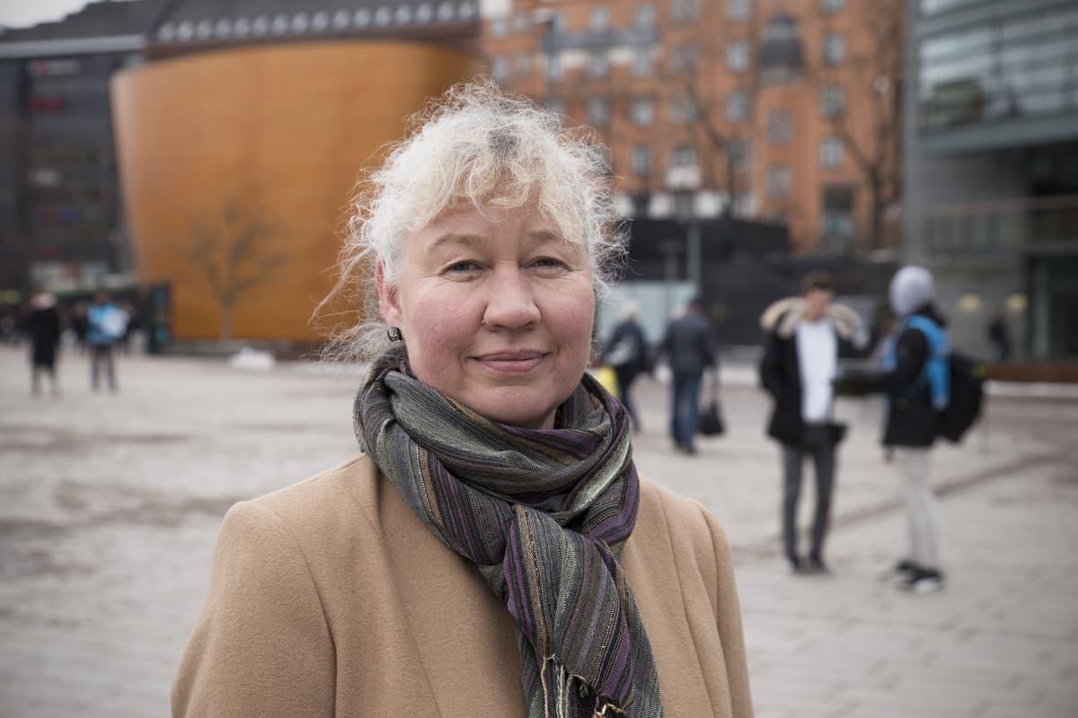 Minna Karvinen, varainhankinnan apulaisjohtaja, Unicef.